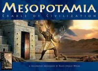 Mesopotamia - Board Game Box Shot