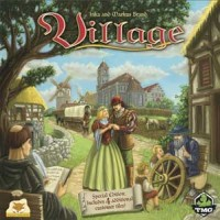 Village - Board Game Box Shot