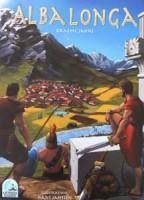 Alba Longa - Board Game Box Shot