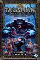 Talisman: The Blood Moon Expansion - Board Game Box Shot