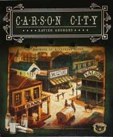 Carson City - Board Game Box Shot