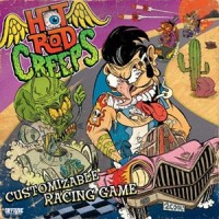 Hot Rod Creeps - Board Game Box Shot