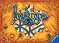 Indigo - Board Game Box Shot