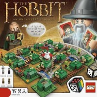 LEGO – The Hobbit: An Unexpected Journey - Board Game Box Shot