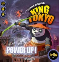 King of Tokyo: Power Up! - Board Game Box Shot