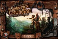 Robinson Crusoe: Adventure on the Cursed Island - Board Game Box Shot