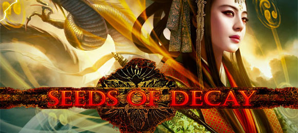 L5R: Seeds of Decay title