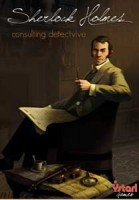 Sherlock Holmes: Consulting Detective - Board Game Box Shot