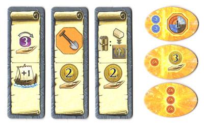 Terra Mystica bonus favor tiles