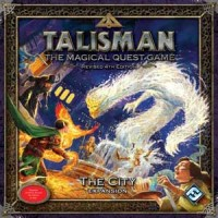 Talisman: The City Expansion - Board Game Box Shot