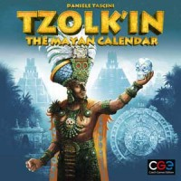 Tzolk'in: The Mayan Calendar - Board Game Box Shot