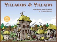 Villagers and Villains - Board Game Box Shot