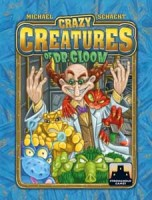 Crazy Creatures of Dr. Gloom - Board Game Box Shot