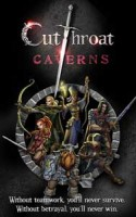 Cutthroat Caverns - Board Game Box Shot