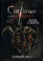 Cutthroat Caverns: Deeper & Darker - Board Game Box Shot