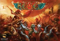 Kemet - Board Game Box Shot