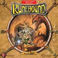 Runebound: Second Edition - Board Game Box Shot