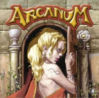 Arcanum - Board Game Box Shot