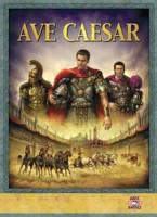 Ave Caesar - Board Game Box Shot