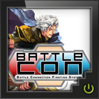 BattleCON - Board Game Box Shot