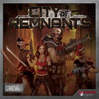 City of Remnants - Board Game Box Shot