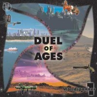 Duel of Ages - Board Game Box Shot