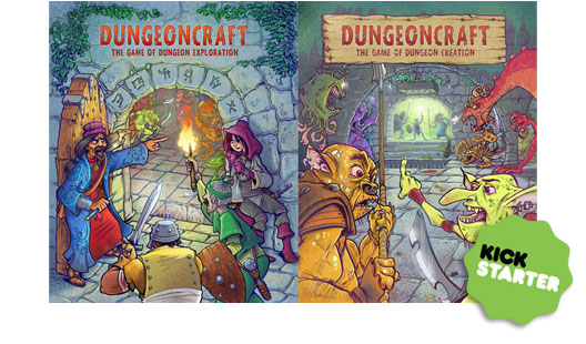 DungeonCraft preview