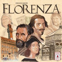 Florenza - Board Game Box Shot
