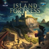 Island Fortress - Board Game Box Shot