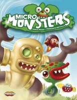 Micro Monsters - Board Game Box Shot