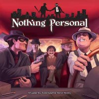 Nothing Personal - Board Game Box Shot