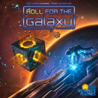 Roll for the Galaxy - Board Game Box Shot