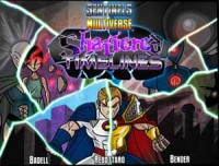 Sentinels of the Multiverse: Shattered Timelines - Board Game Box Shot