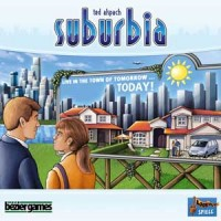 Suburbia - Board Game Box Shot