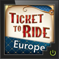 Ticket to Ride Europe Pocket - Board Game Box Shot