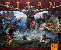 Titan - Board Game Box Shot