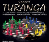 Turanga - Board Game Box Shot