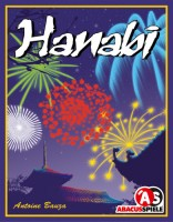 Hanabi - Board Game Box Shot