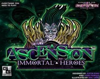 Ascension: Immortal Heroes - Board Game Box Shot