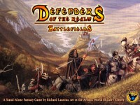 Defenders of the Realm: Battlefields - Board Game Box Shot