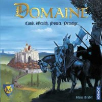 Domaine - Board Game Box Shot