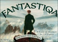 Fantastiqa - Board Game Box Shot