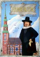 Hamburgum - Board Game Box Shot