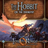The Hobbit: On the Doorstep – Saga Expansion - Board Game Box Shot