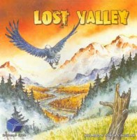 Lost Valley - Board Game Box Shot