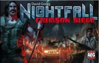 Nightfall: Crimson Siege - Board Game Box Shot