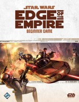 Star Wars: Edge of the Empire Beginner Game - Board Game Box Shot