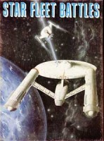 Star Fleet Battles - Board Game Box Shot