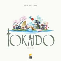 Tokaido - Board Game Box Shot