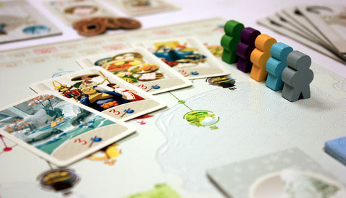 Tokaido close up